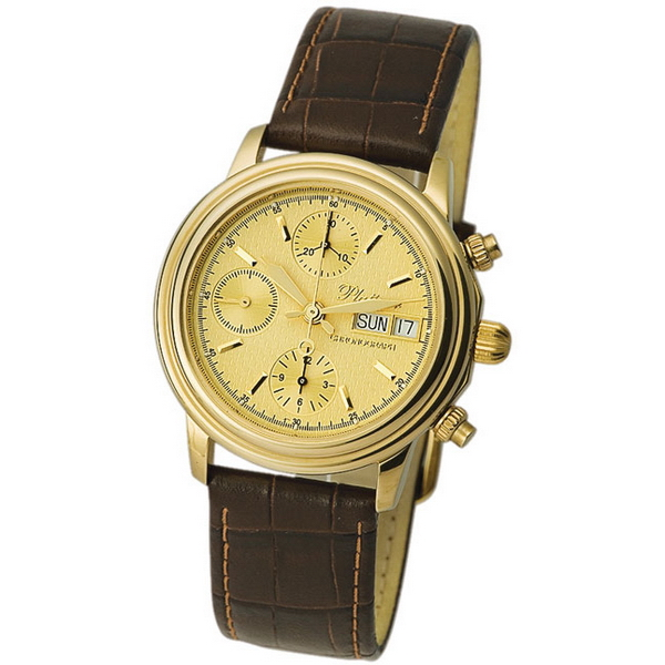 025b22e8025f Купить золотые мужские часы